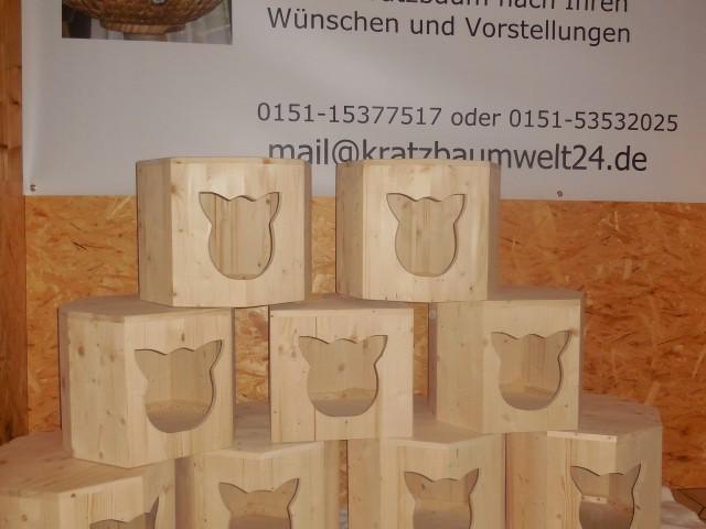 Holzhöhlen Lagerbestand sowie Vorbestellungen.
