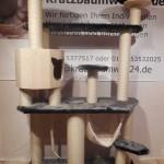 Katzenbaum mit Höhle stabil