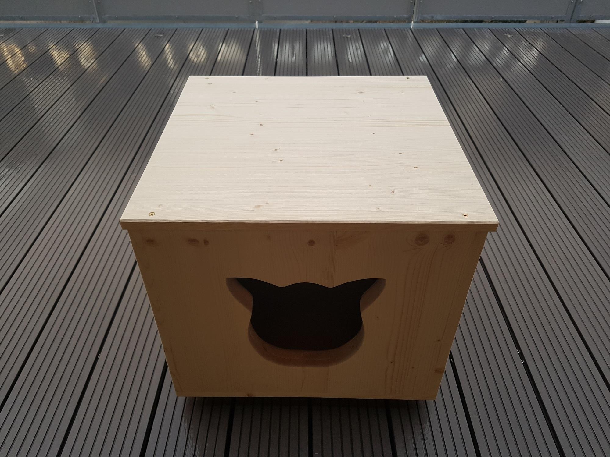 katzenh hle f r au en kuschelbett f r katzen kissen f r. Black Bedroom Furniture Sets. Home Design Ideas