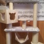 Kratzbaum Edelplüsch
