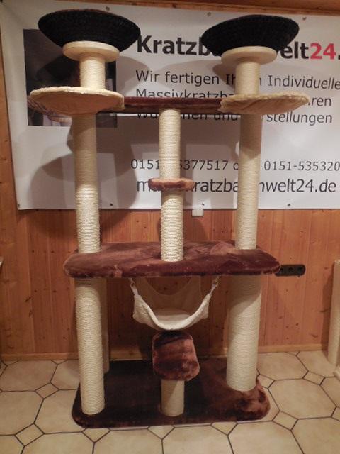 kratzbaum katzen gro stabil. Black Bedroom Furniture Sets. Home Design Ideas