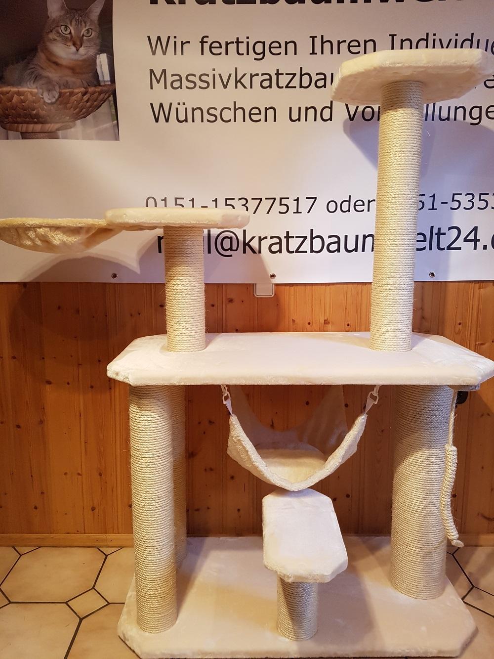 kratzbaum f r katzen naturkratzbaum kratzbaum selber bauen. Black Bedroom Furniture Sets. Home Design Ideas