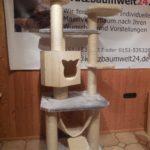 Kratzbaum für große Katzen XXL Säulen massiver stabiler Kratzbaum günstig