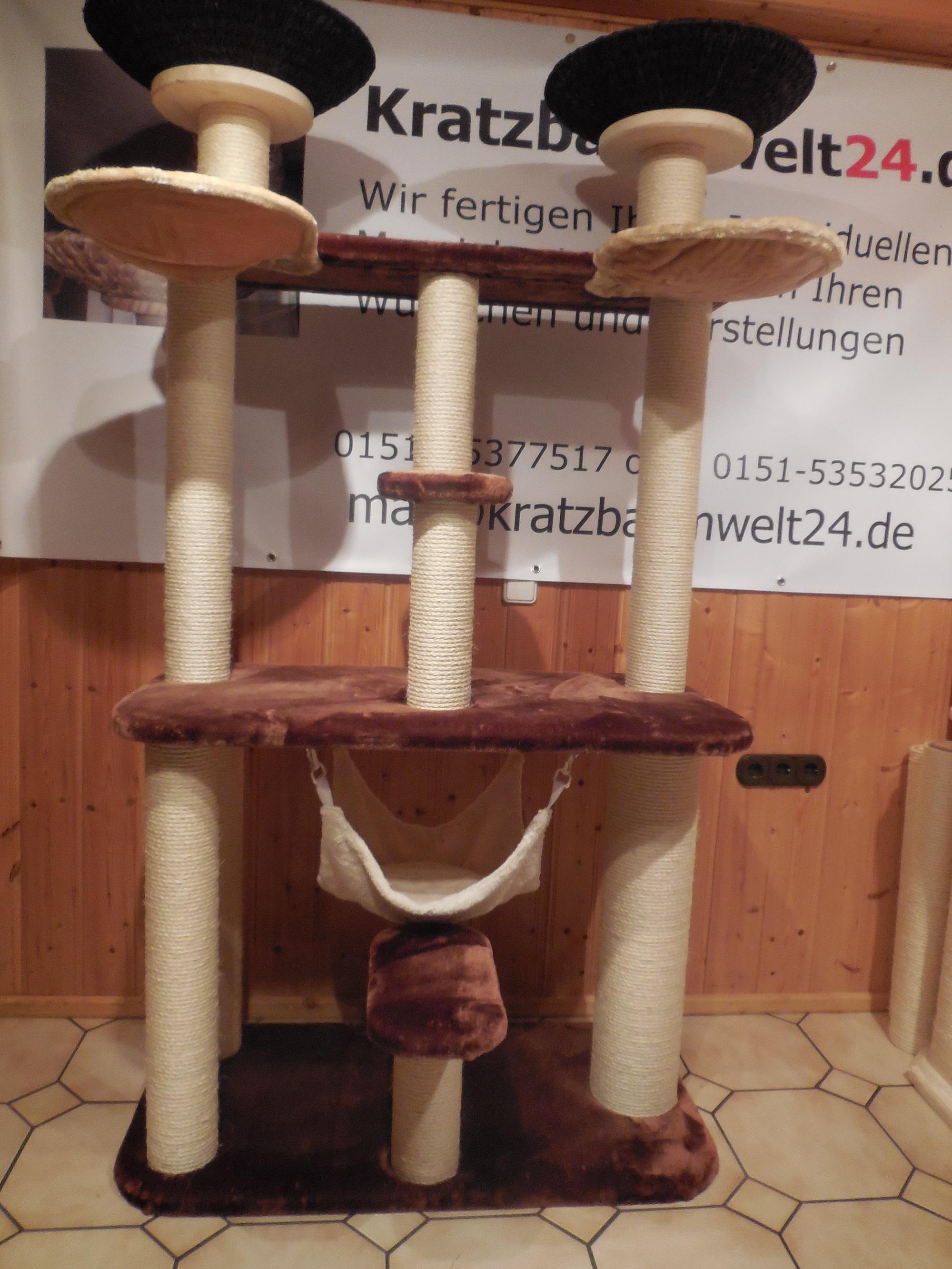 kratzbaum gro stabil katzen. Black Bedroom Furniture Sets. Home Design Ideas