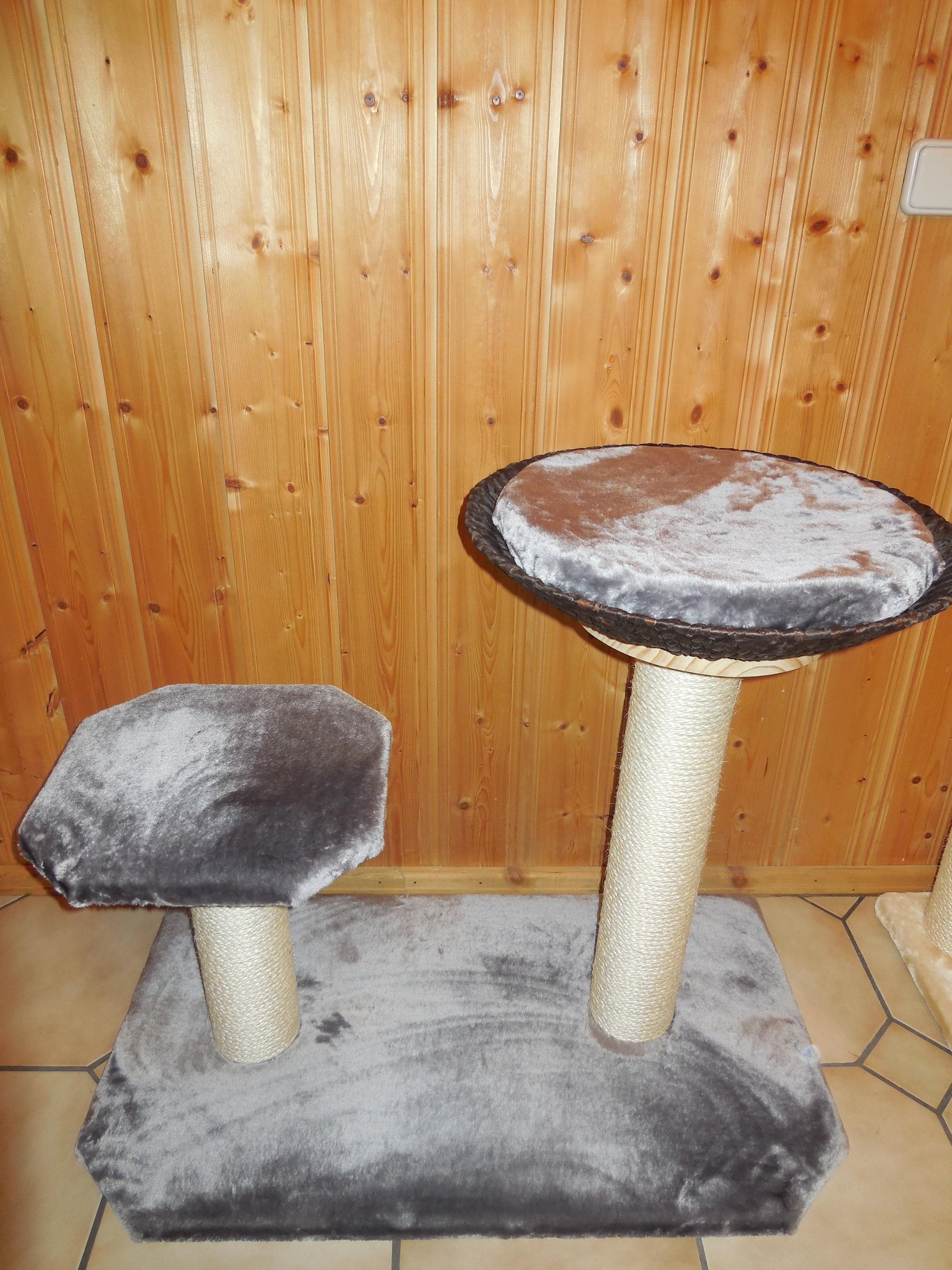 kratzbaum klein stabil | kratzbaumwelt24.de