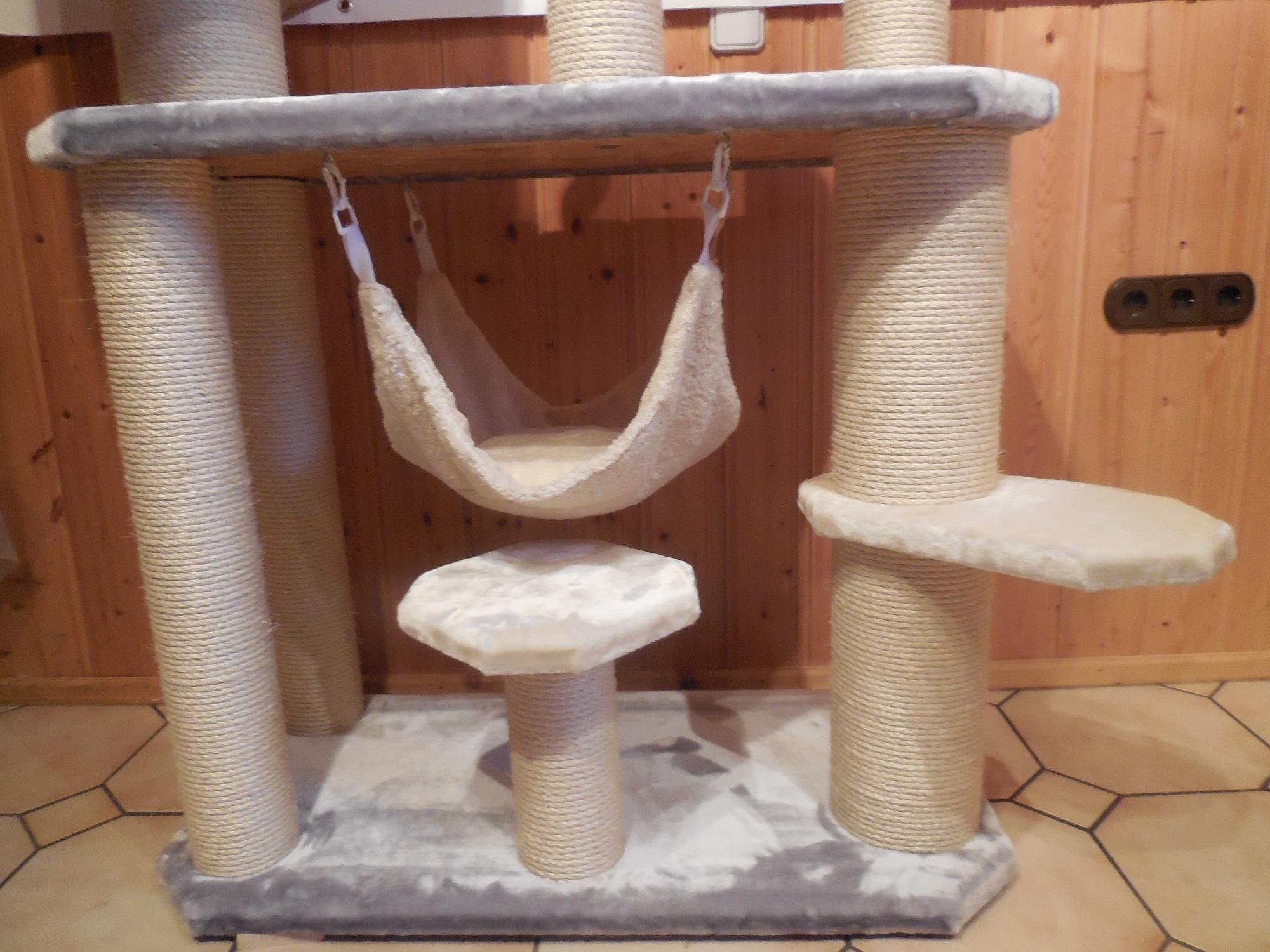 kratzbaum stabil robust. Black Bedroom Furniture Sets. Home Design Ideas