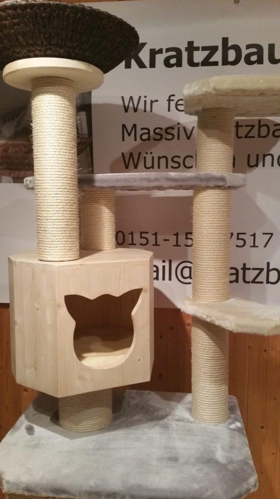 kratzbaum zum selberbauen stabiler kratzbaum fummelbrett f r katzen. Black Bedroom Furniture Sets. Home Design Ideas
