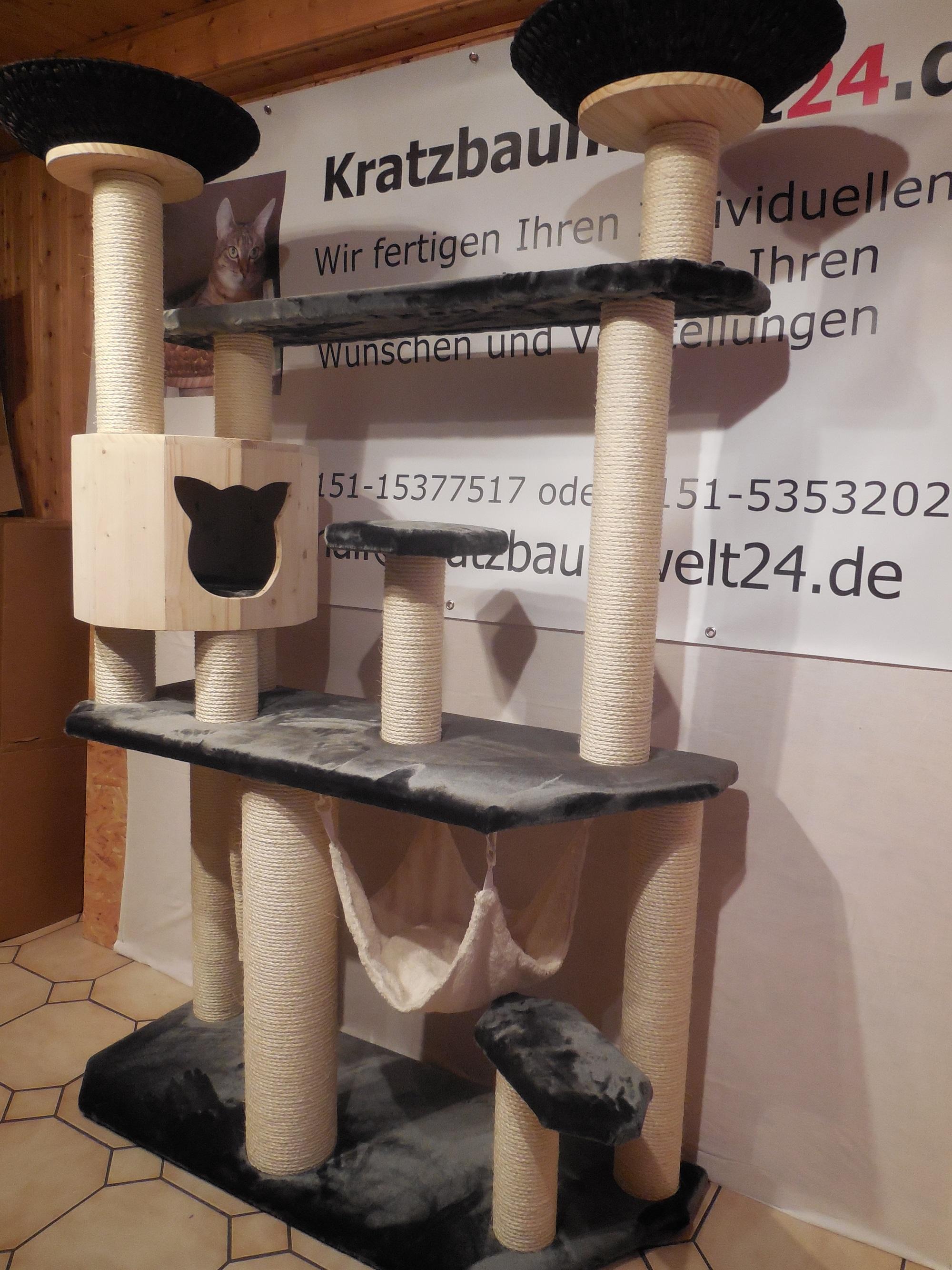 massiv kratzbaum stabil. Black Bedroom Furniture Sets. Home Design Ideas