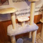 Kratzbaum individuell gefertigt