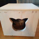 Outdoor Haus für Katzen