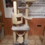 Stabile Kratzbäume Fummelbox für Katzen Massiv Kratzbaum
