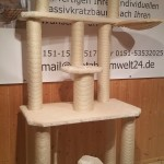 Kratzbaum stabil groß (2)