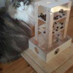 Fummelturm für Katzen