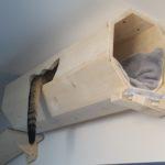 Tunnel für Katzen als Kletterlandschaft