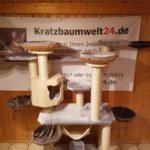 Kratzbaum Katzenzubehör hochwertiges Produkt