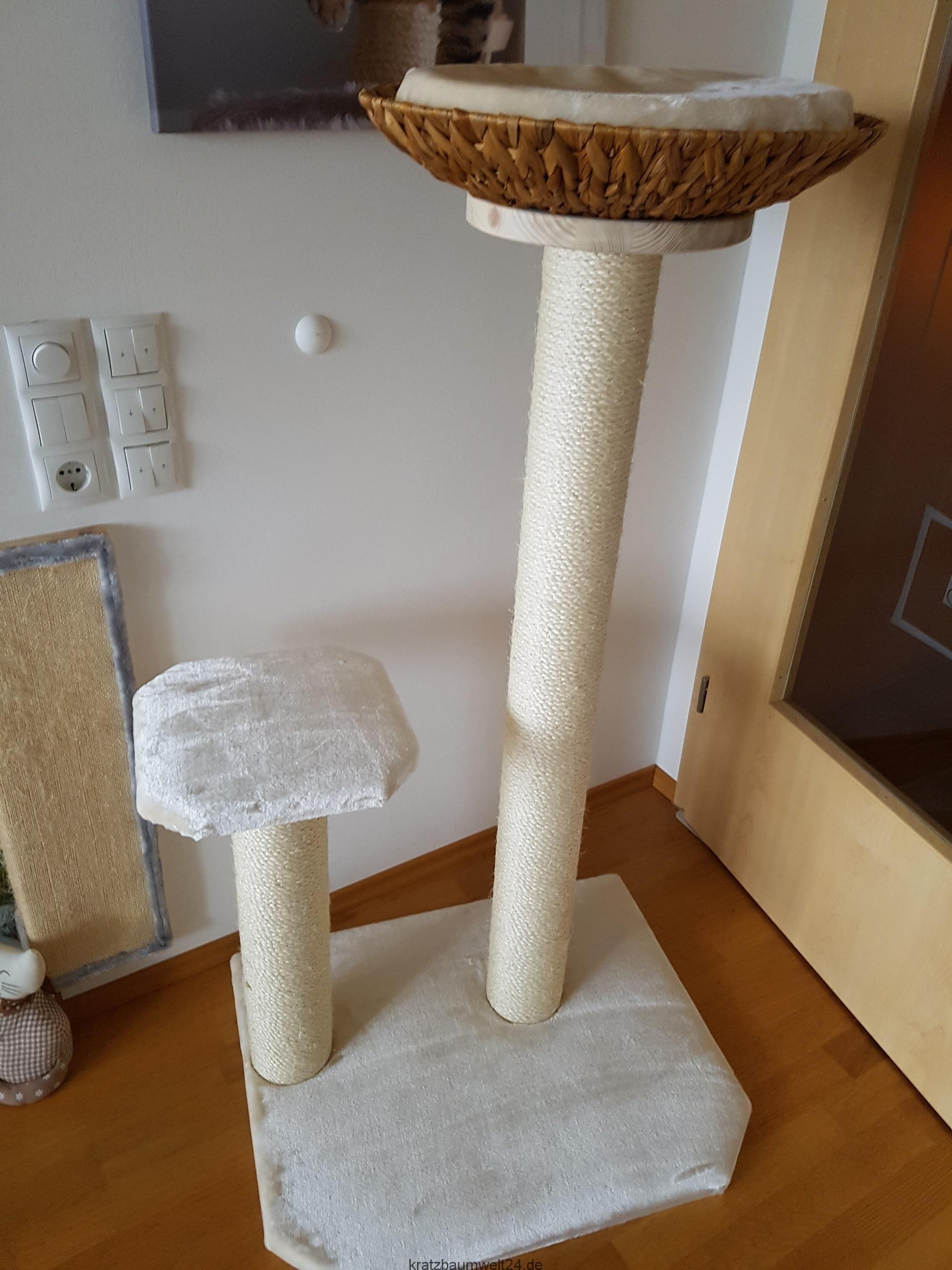 kratzbaum deckenspanner massiver kratzbaum kratzbaum. Black Bedroom Furniture Sets. Home Design Ideas