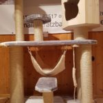 Stabiler Kratzbaum für grosse Katzen