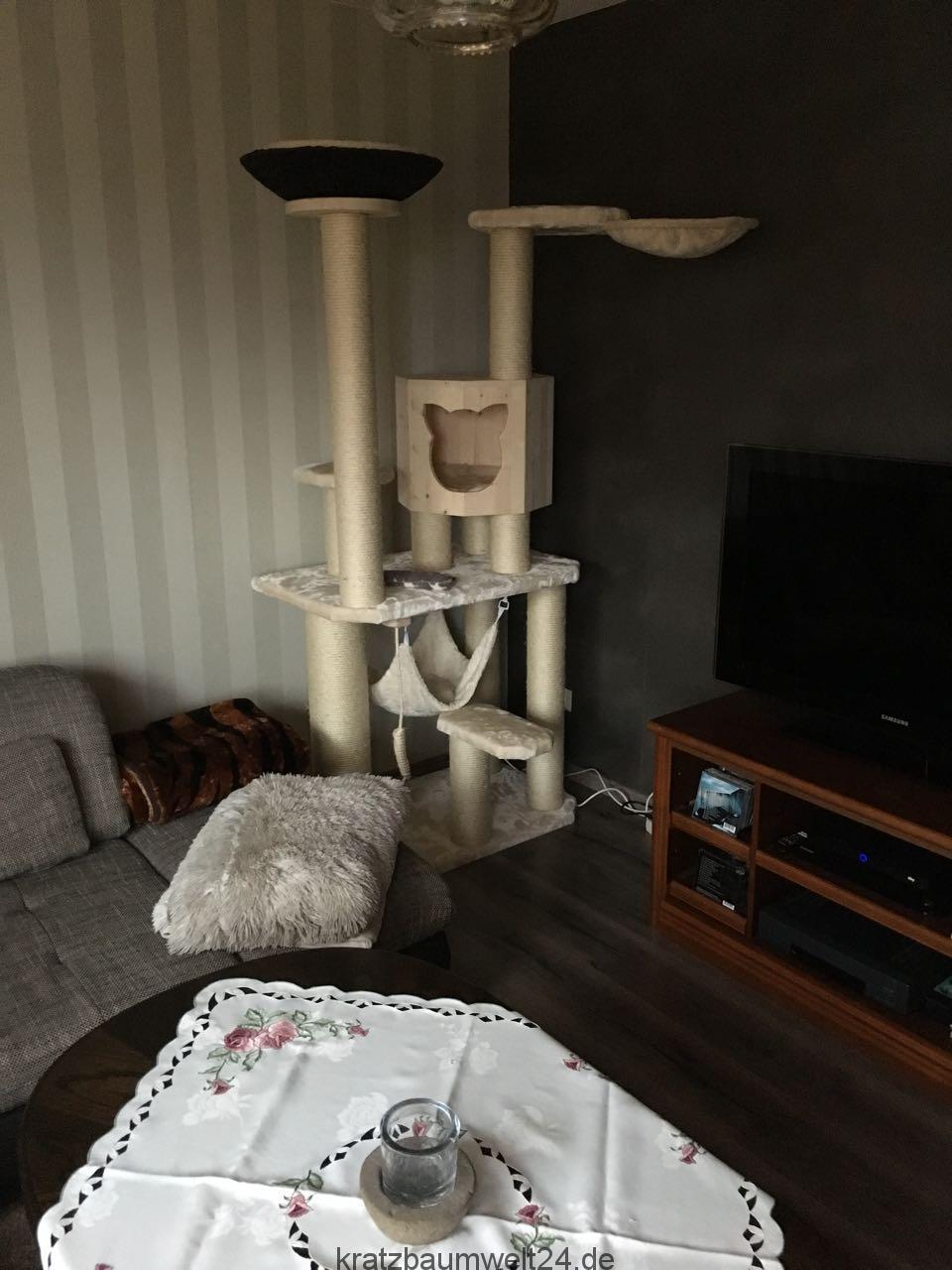 kratzbaum f r schwere katzen individuelle anfertigung naturkratzbaum stabiler kratzbaum f r. Black Bedroom Furniture Sets. Home Design Ideas