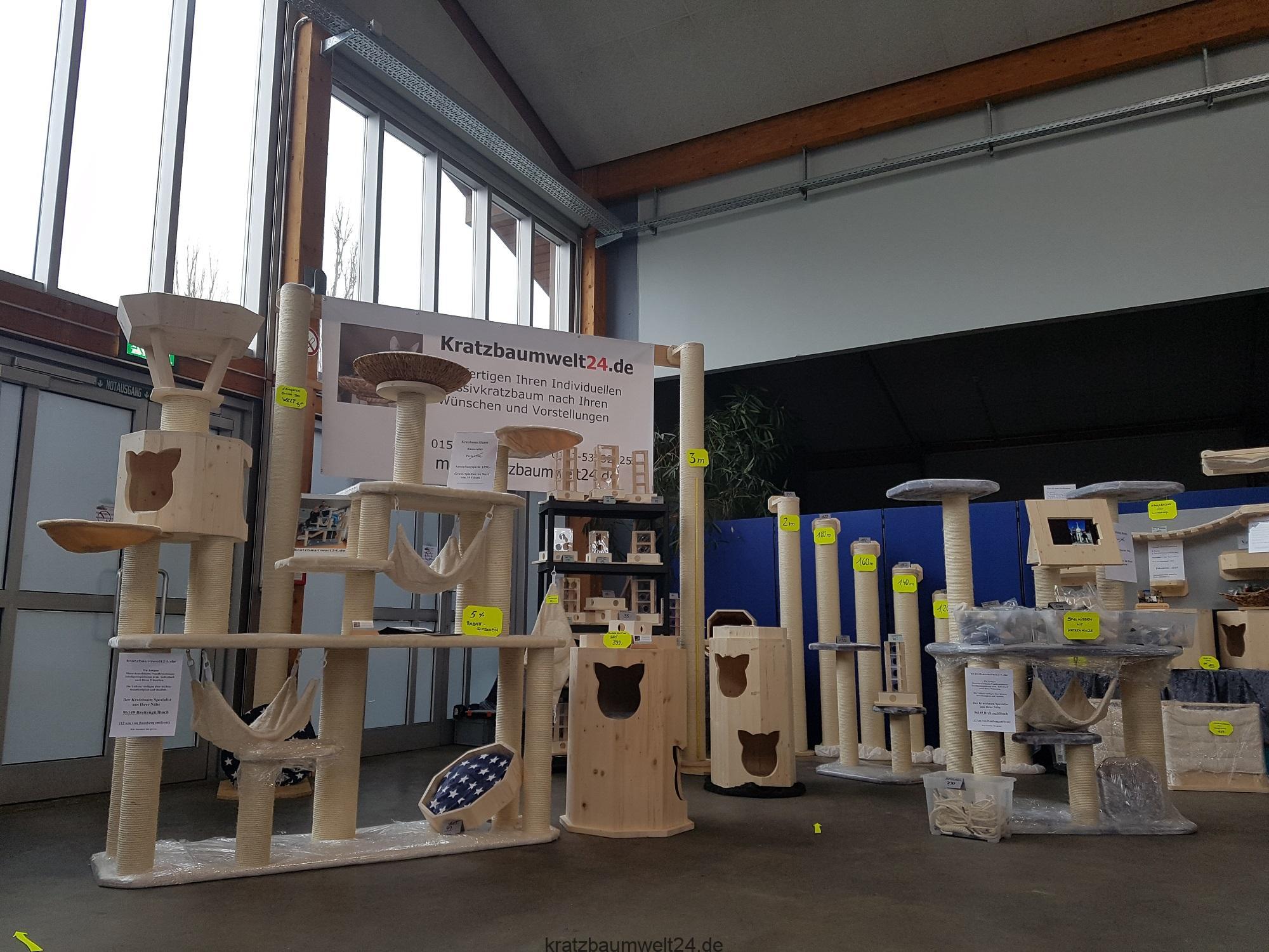stabiler kratzbaum deckenspanner wandkratzbaum. Black Bedroom Furniture Sets. Home Design Ideas