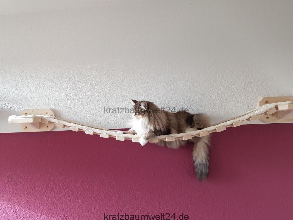 wandelemente f r katzen h ngebr cke f r katzen wandkratzbaum wandliegemulde liegeschale f r. Black Bedroom Furniture Sets. Home Design Ideas