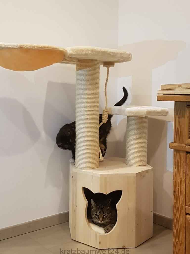 kratzbaum klein liegemulde f r katzen kuschelbett f r katzen sisalst mme. Black Bedroom Furniture Sets. Home Design Ideas