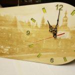 Uhr mit Wunschgravur