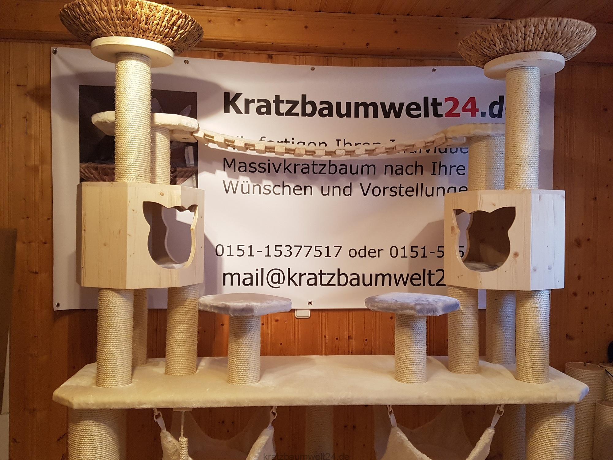 h hle f r katzen kratzbaum f r schwere katzen kratzbaum. Black Bedroom Furniture Sets. Home Design Ideas