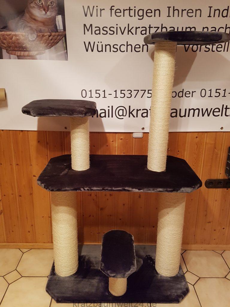 massiver kratzbaum xxl stamm f r katzen katzenkratzbaum. Black Bedroom Furniture Sets. Home Design Ideas